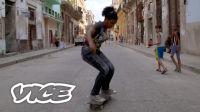 滑板在古巴(二):自由是年轻人的血液