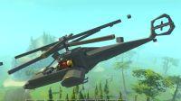 阿涛大哥《废品机械师》小七豆包直升机性能测试飞观光小飞机武装轰炸机