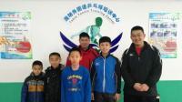 2017潍坊市中小学生体育联赛乒乓球小学男子团体决赛【第一场】