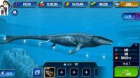 侏罗纪世界游戏第409期: 沧龙★恐龙公园