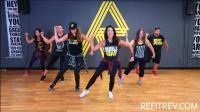 适合在室内的减肥运动, 尊巴瘦身舞疯狂消耗卡路里!