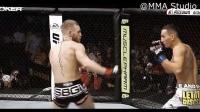 UFC综合格斗 康纳麦格雷戈vs霍洛威全场亮点