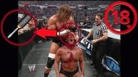 听说这是WWE最极限残酷的比赛 HHH对阵自然小子