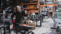 Forging a medieval sword, the complete movie.