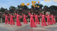 茉莉广场舞《碎心石》 形体舞抒情优美 含背面动