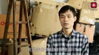 以前他是在富士康流水线公司工作, 而现在他在优酷视频工厂里