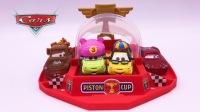 【亮哥】赛车总动员3#2:参加杯赛获得第1★汽车玩具游戏