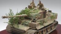 二战德国的王牌武器 - 虎式重型坦克