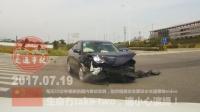 中国交通事故合集20170719:每天10分钟最新国内车祸实例,助你提高安全意识