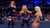 爱剪辑-WWE女子双打赛, 贝基林奇和夏洛特VS娜塔莉