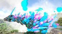 【峻晨解说】蓝水晶泰坦龙!方舟最大龙没有之