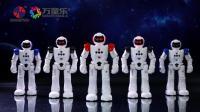 弘拓9930机器人英文版 跳舞机器人 故事机器人 音乐 体感 自动感应 编程机器人 万童乐