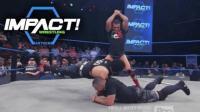 TNA最新比赛全场 女摔一姐盖尔金帮艾丽解围 德里