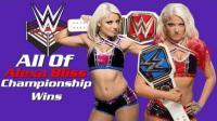带你看完美女阿莱克萨在WWE拿下的冠军 自杀小队
