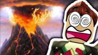 小飞象✘乐高小游戏✘新版自然灾害模拟器火影忍者极限躲避原子弹 Roblox虚拟世界