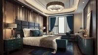 3dmax入门到精通之欧式家具建模教程, 卧室床头构图原理