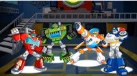 游戏玩具屋 变形金刚 英雄历险记 救援机器人 灾难救援 海底小纵队