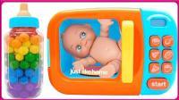 宝宝的超级大奶瓶泡泡球玩具 319