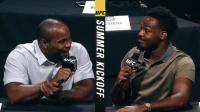 UFC214 琼斯vs科米尔 说不尽的欢喜冤家故事