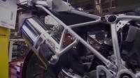 宝马专供警用摩托车生产测试, 果真不一样