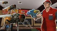 【小猪解说】苍蝇模拟器丨密室杀人案, 为何厕所频频出现尸体!