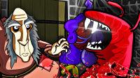 【三好大叔Dota2】SCCC火系法猫超级兵翻盘 一波团战放40个技能