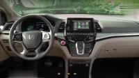 本田最新款奥德赛商务车    整体性能还是很不错的