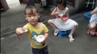 三岁小萌娃吃冰淇淋的故事, 孩子的成长环境很重要