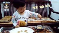【原创】熊猫萌宝宝和外婆一起做红枣饼咬到试验品的一刻体验难以形容亲子手工美食