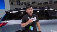 2017上海车展: 大七座纯电家用SUV! 韩路首发体验蔚来ES8