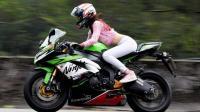 《机车少女环游记》第一期之 出发! 90后美女独自骑摩托车去欧洲