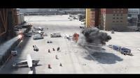 北京特效公司 Base FX 的《美国队长3》特效制作解析