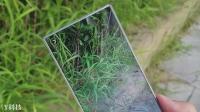 2014年上市的夏普305SH 超窄边框全面屏设计至今无人超越