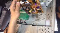 优派液晶显示器维修实例