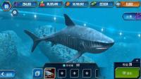 【肉肉】侏罗纪世界游戏 658巨齿鲨!