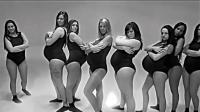一个孕妇跳舞就如此惊艳, 如果一群大肚子孕妇跳舞什么场景