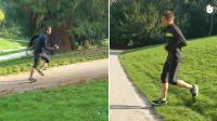 sikana教你做跑步锻炼前的室外专项热身运动