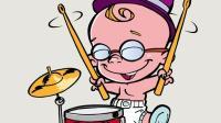 凯文先生完美生活架子鼓教学_有什么爵士鼓软件_有鼓以后, 少儿爵士鼓视频表演视频