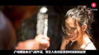 卢靖姗因《战狼2》爆红, 看了卢靖姗衣服后面的8个大字, 感觉吴京找她做女主太值了!