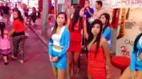 泰国芭提雅步行街夜生活全景揭秘 终于知道大家为什么爱了!