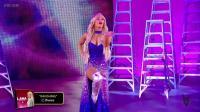 WWE经典赛事集锦 - 合约阶梯2017: 拉娜入场秀大跳