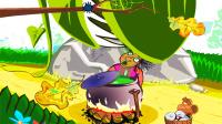 【小熙解说】食人花的入侵 小精灵巫师创造出恐怖食人花! 虫子和鸟都好大只!