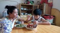 江西省南昌市东湖区董家窑街道特产美食中国吃播视频