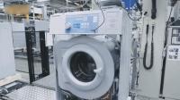 从材料到成品, 带你看滚筒洗衣机制造全过程!