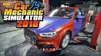 【丧尸】修车模拟器2018 为了赚钱疯狂维修报废车辆 (Car Mechanic Simulator 2018)