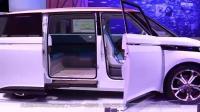 大众即将推出的全新款面包车, 后排直接可以上沙发, 定位是五菱宏光价格