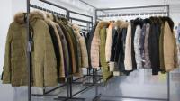 阿邦服装批发-《致野》品牌男款冬装羽绒服走份50件一份65元一件--722期