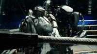 《铁甲钢拳》简直是史诗般的机器人拳击赛, 暴力十足全场欢呼! 精彩