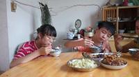 江西省南昌市东湖区杨家厂街道特产美食萌娃搞笑中国吃播视频