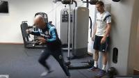 切尔西健身房训练视频